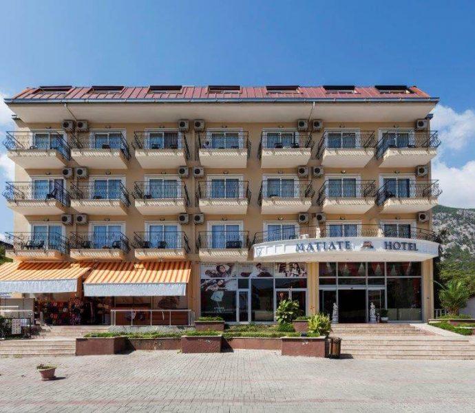 Matiate Hotel 4*