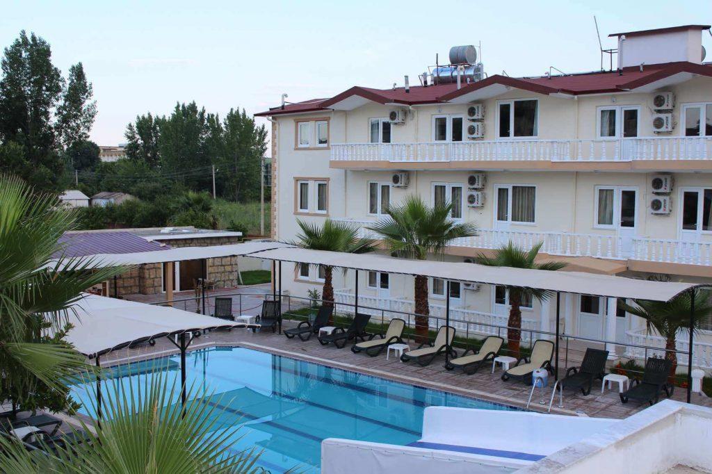 Ozer Park Hotel Beldibi 3*