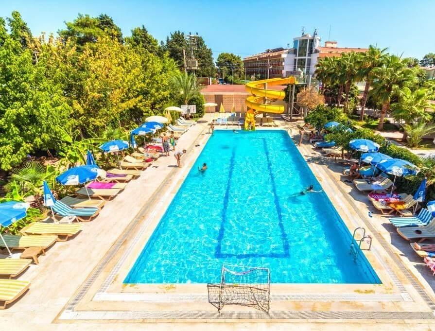Grand Hotel Derin 4*