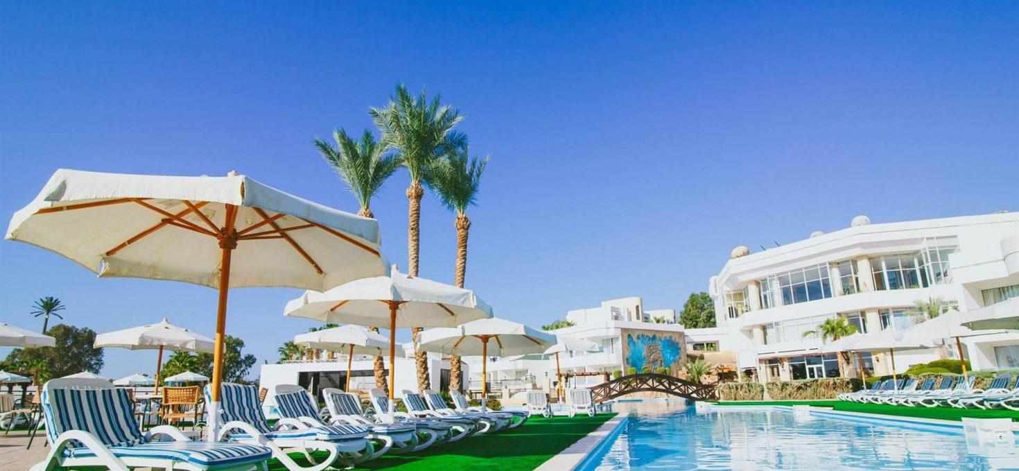 Queen Sharm Resort Beach 4*