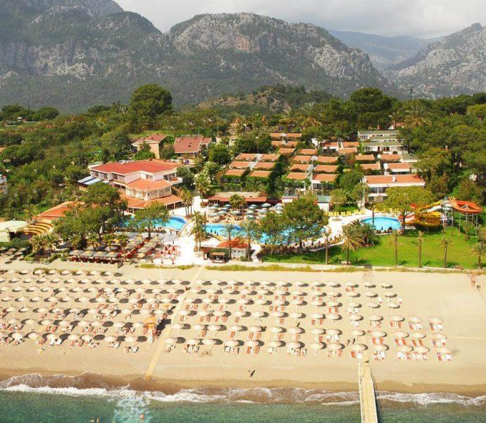 Club Boran Mare Beach 5*