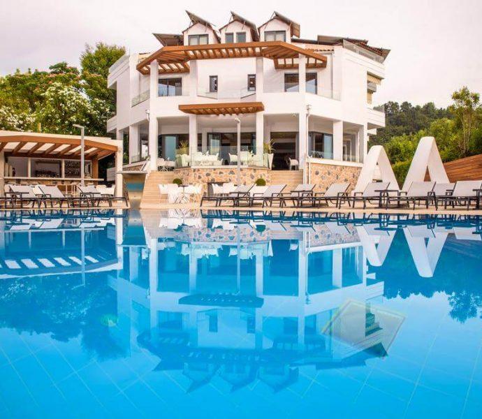 Poseidon Hotel Peloponnese 3*