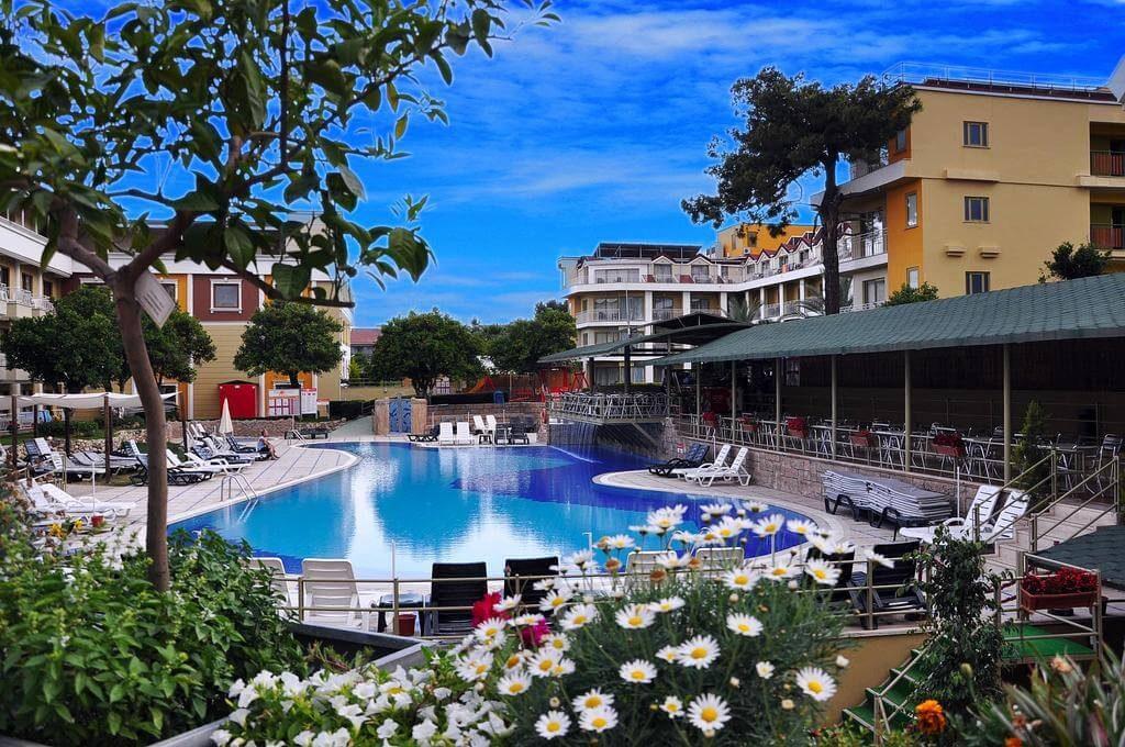 Gelidonya Hotel 4*