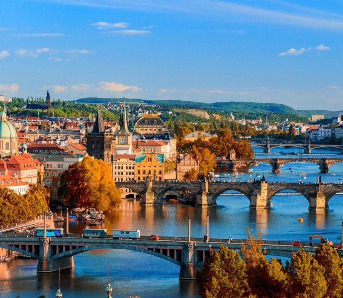 Прага, Дрезден, Карловы Вары + Краков