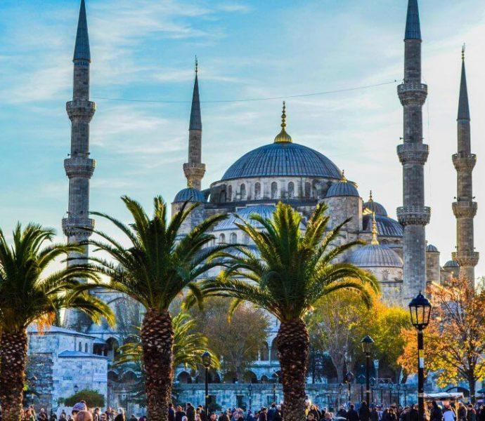 Уикенд в Стамбуле