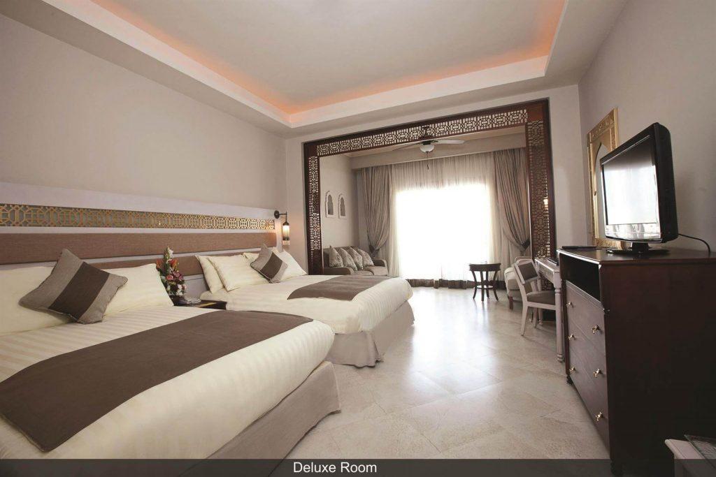 Sunrise Grand Select Arabian Beach Resort 5*