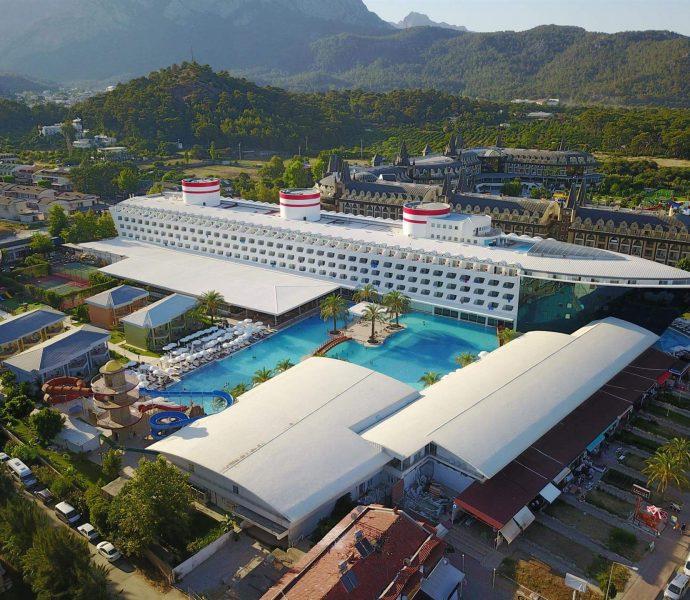 Trans Atlantik Hotel 5*
