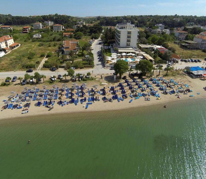 Santa Beach Agia Triada (ex. Galaxias Beach Hotel) 4*