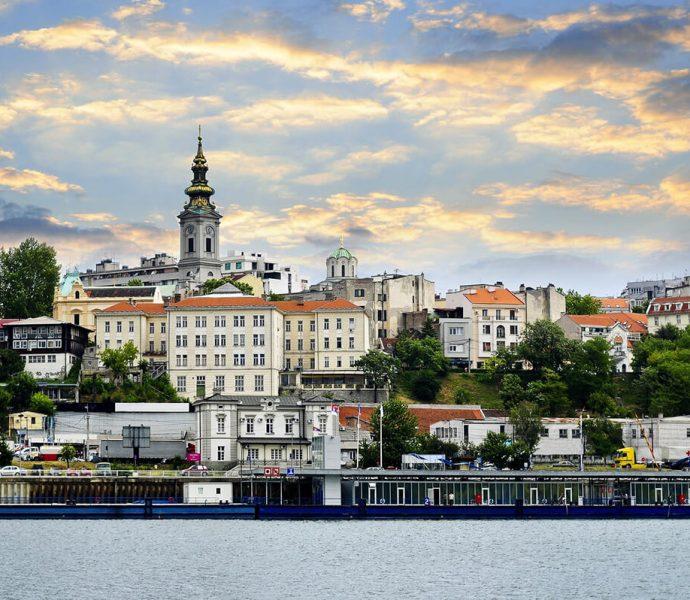 Белград, Скопье, София и Бухарест