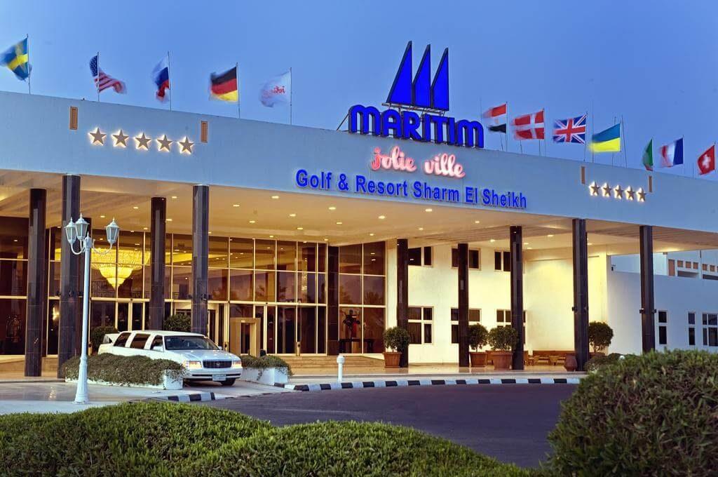 Maritim Jolie Ville Golf & Resort 5*