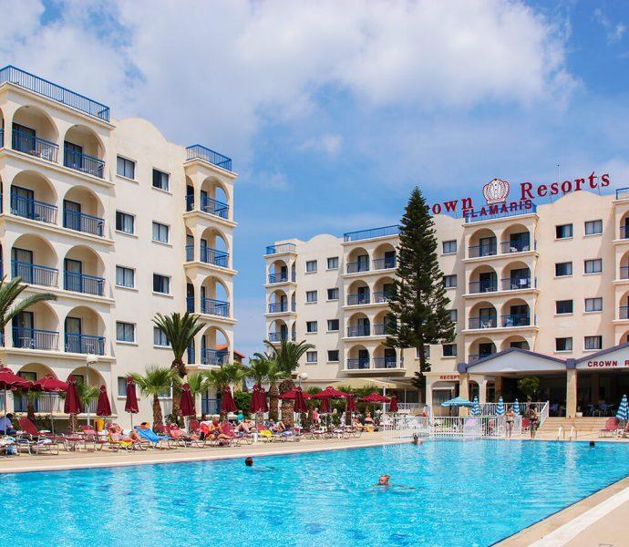 Crown Resorts Elamaris 3*