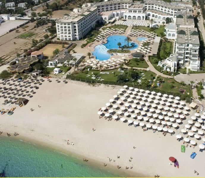 El Mouradi Palm Marina5*