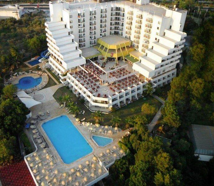 Blue Vista Hill Hotel 5*