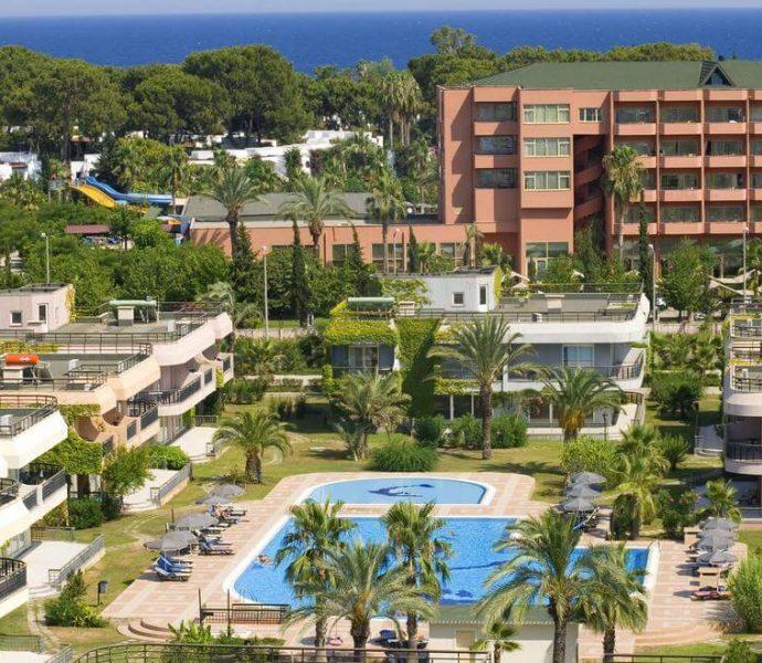 Simena Holiday Village & Villas 5HV