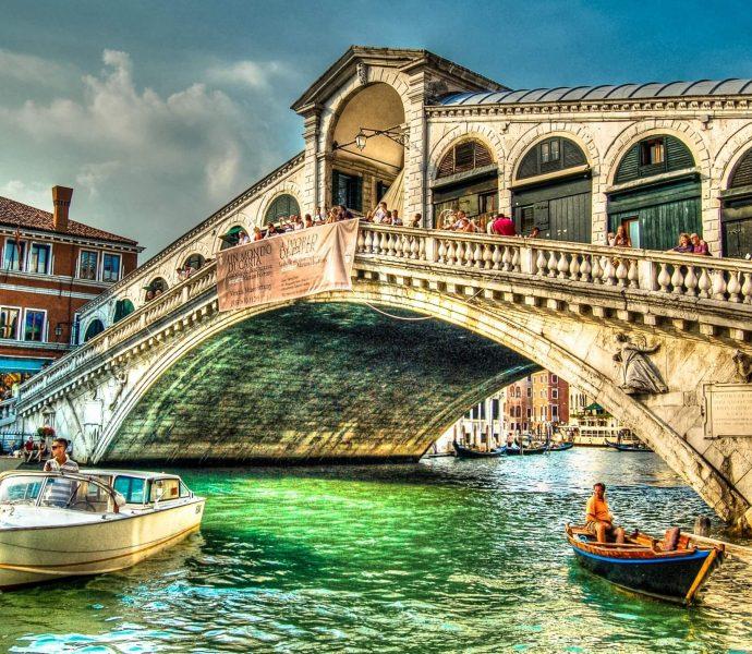 Прекрасная венецианка! Вена, Верона и Будапешт!
