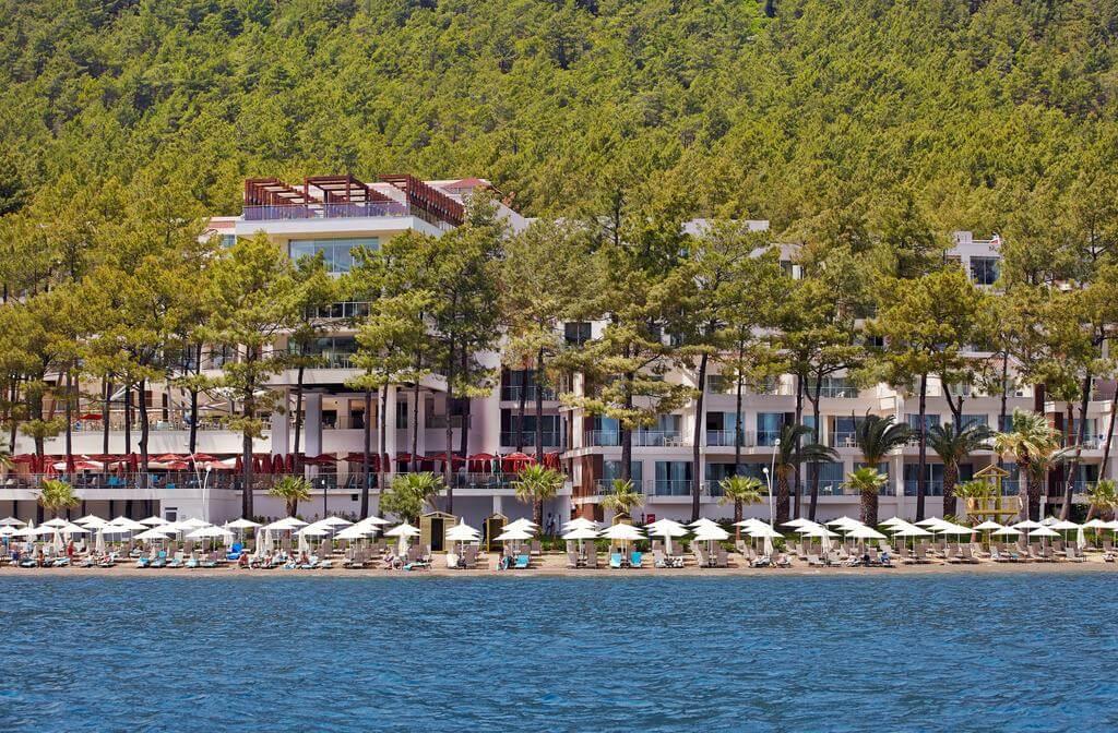 Отели на побережьях Турции почти полностью заполнены