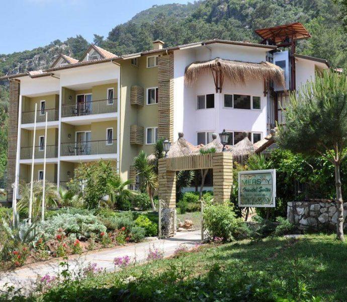 Mersoy Exclusive Aqua Resort 4*