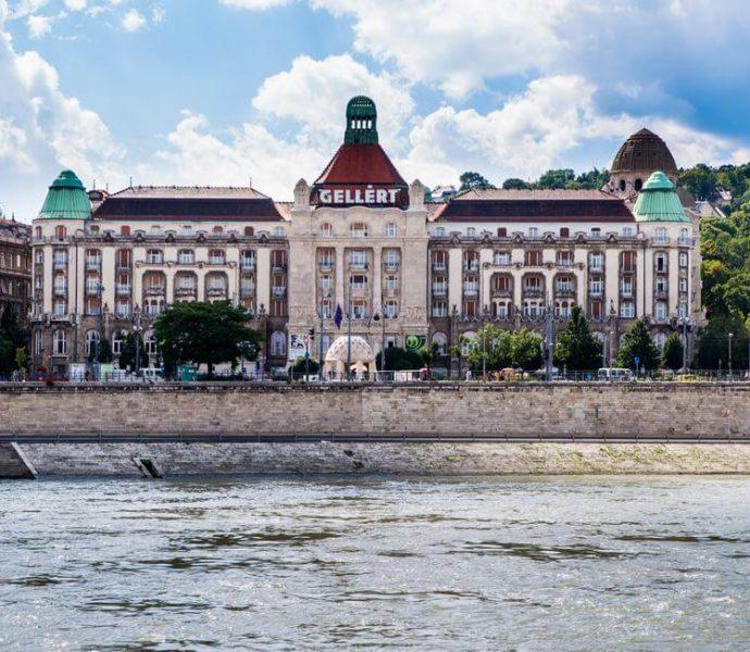 Danubius Gellert Budapest 4*