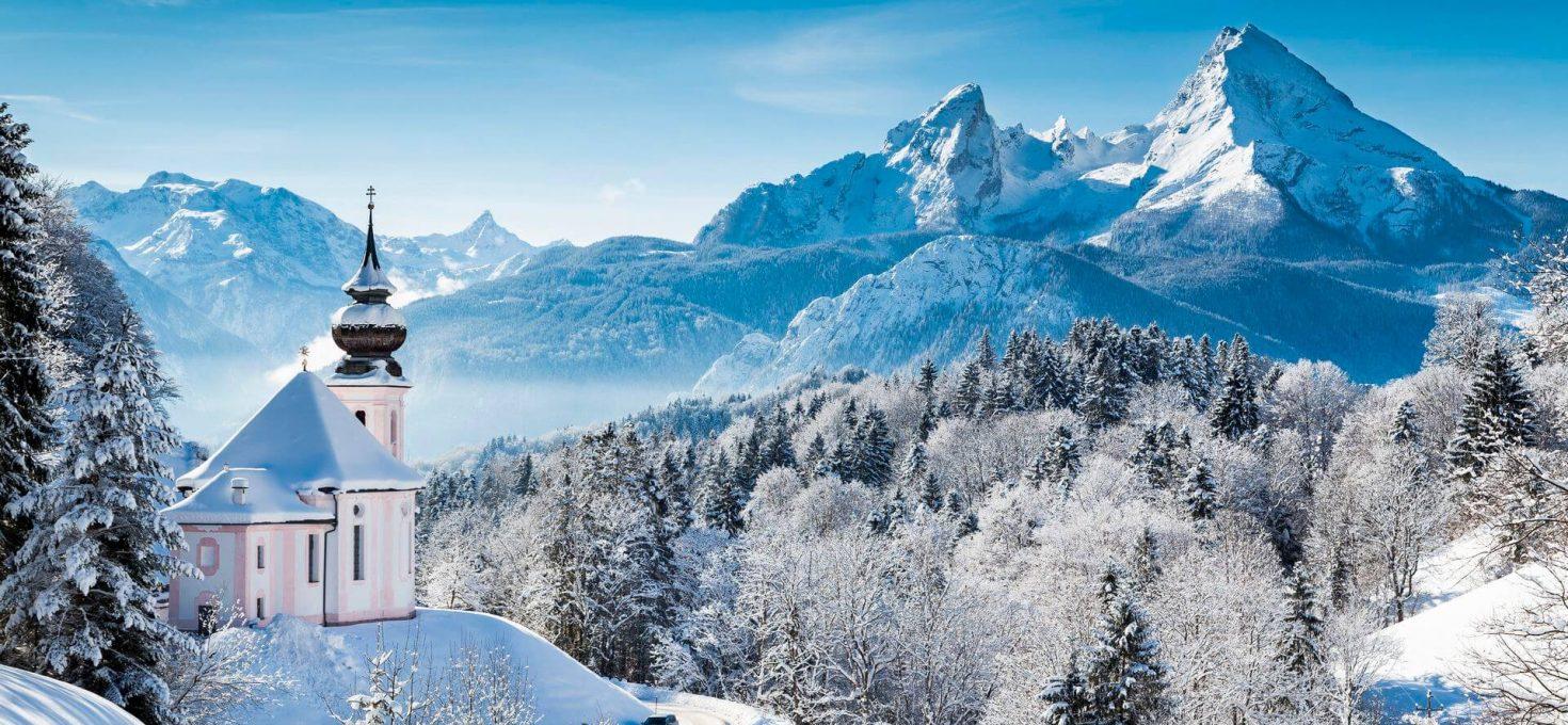 Зимнее приключение в Италии