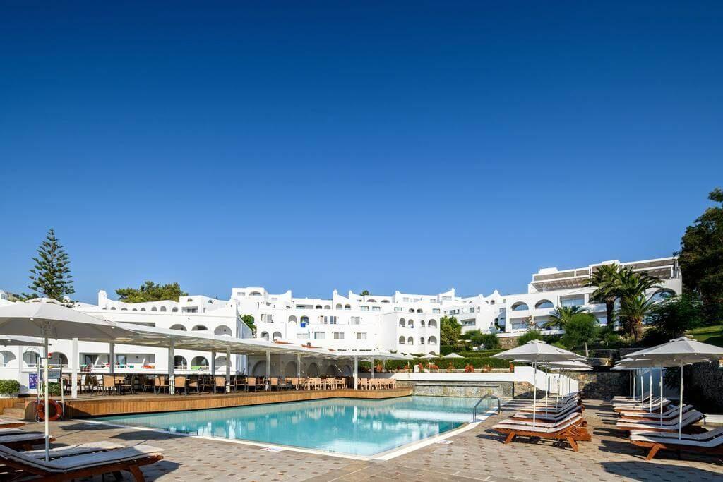 Lindos Village Hotel 5*