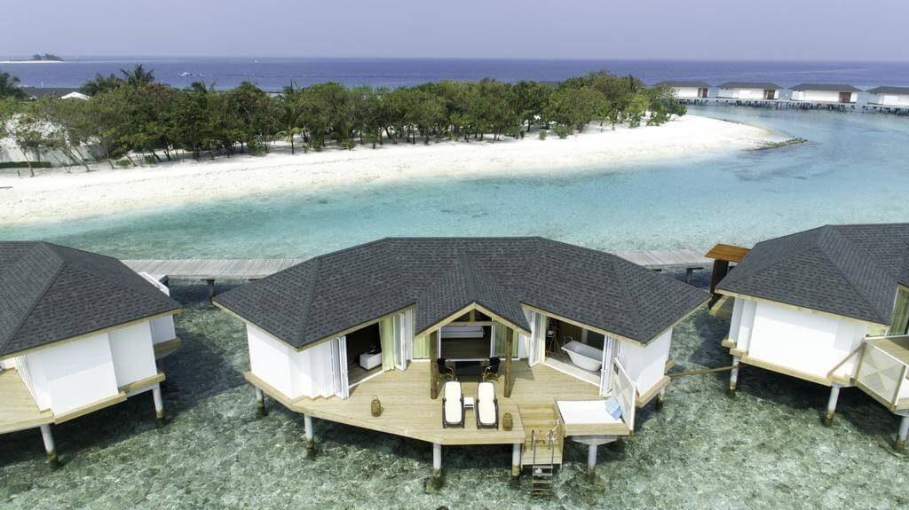 Cinnamon Dhonveli Maldives 4*