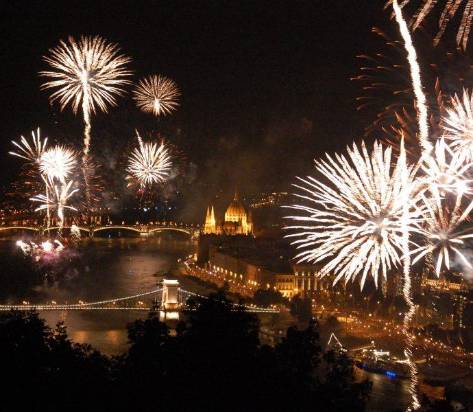 Уикенд в Будапешт на Новый Год