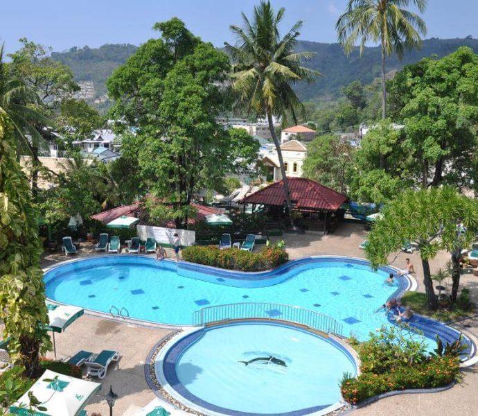 Patong Lodge 3*