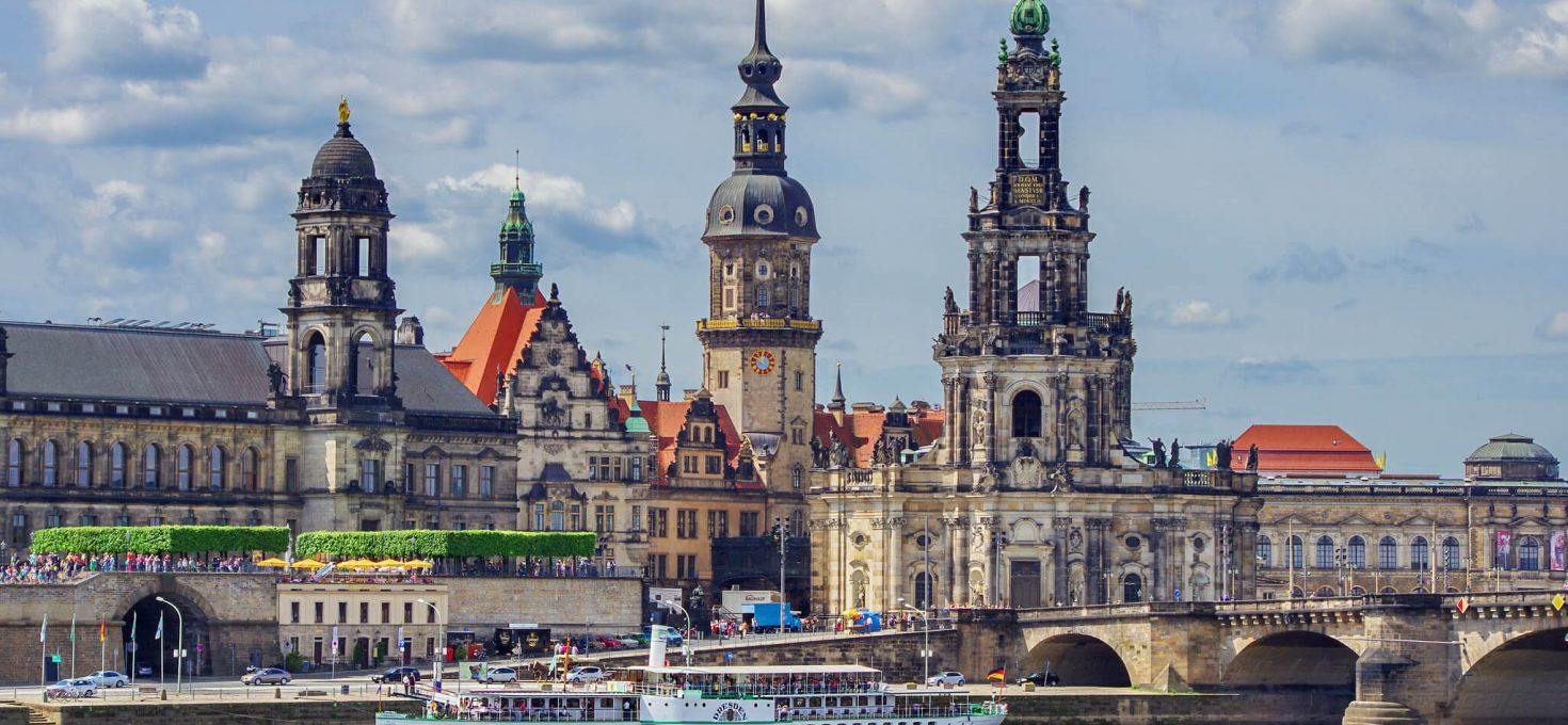 Европа за 3 дня: Дрезден, Краков, Вроцлав