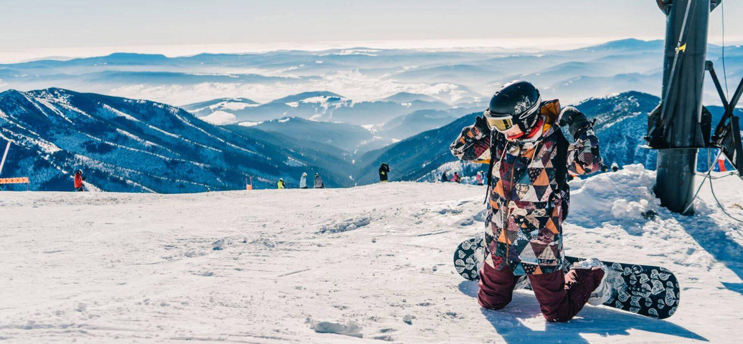 Мини-уикенд на лыжи