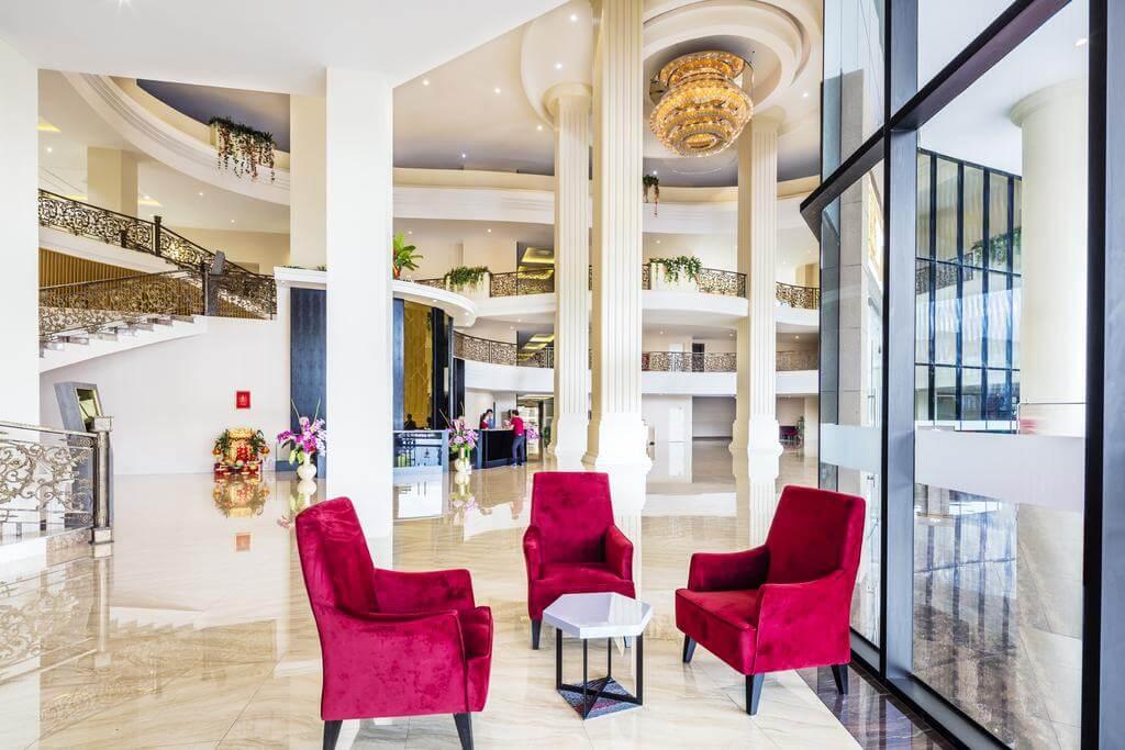 Grand Palazzo Hotel Pattaya 5*