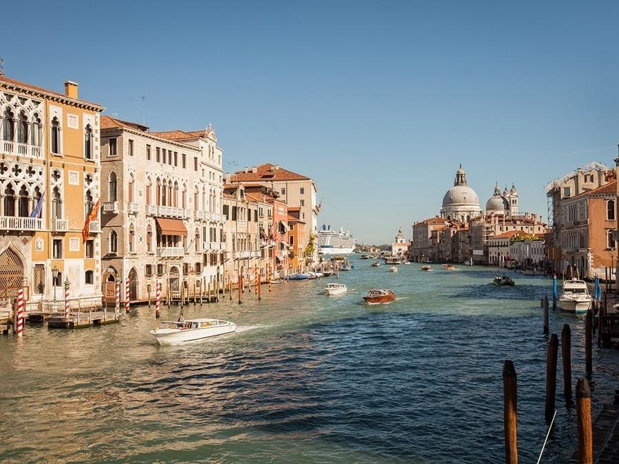 Вводится плата за посещение центра Венеции