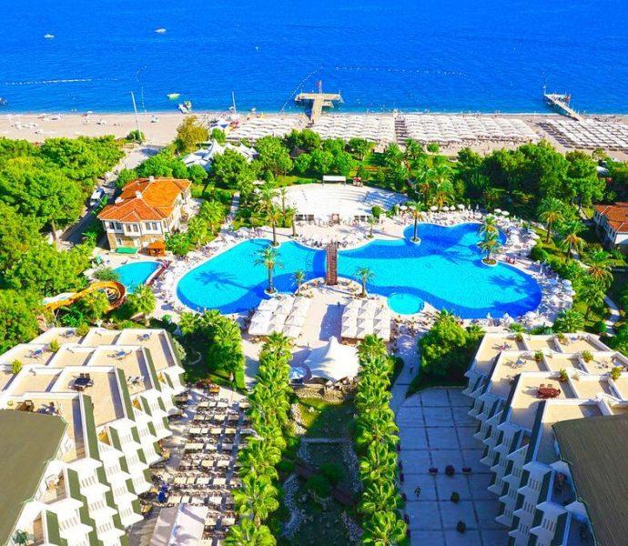 Queen's Park Resort Tekirova 5*