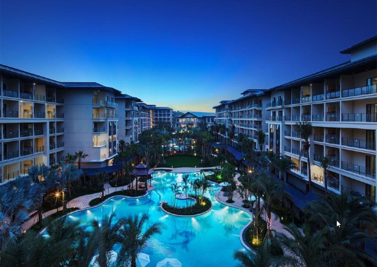 Roeasy Hospitality Hotel 5*
