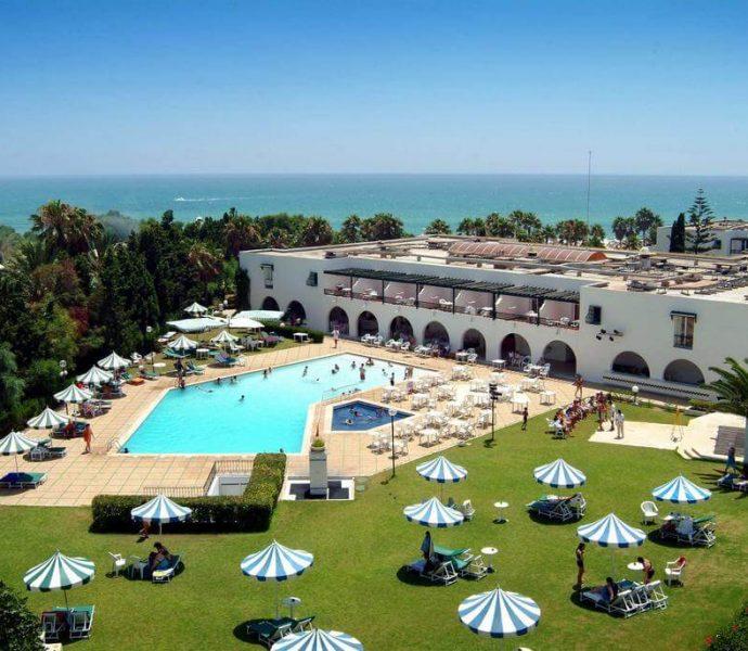 El Mouradi Beach 4*
