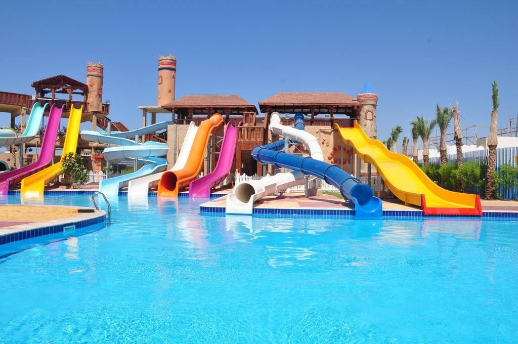Sea Beach Resort & Aqua Park 4*+