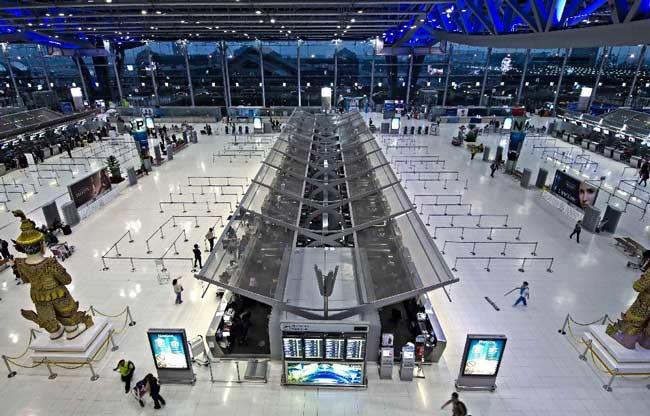 В аэрпортах Таиланда запретили курение