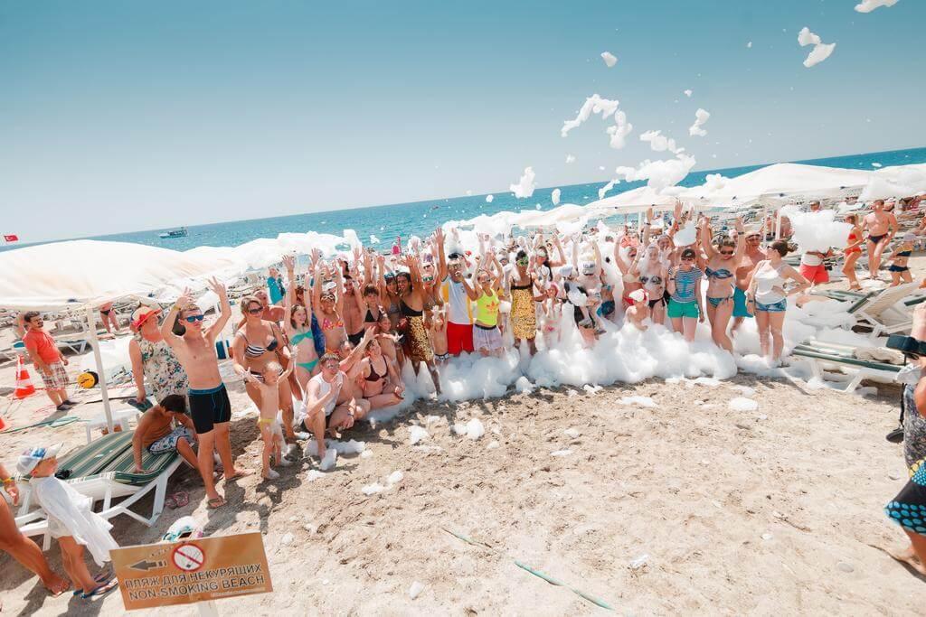L'oceanica Beach Resort 5*