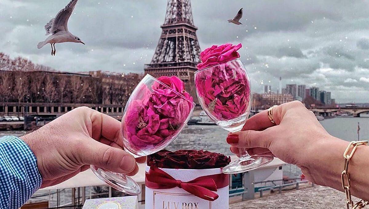 А я в Париже! + Диснейленд!