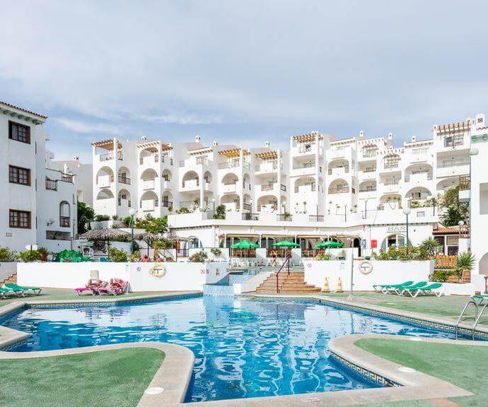 Blue Sea Apartamentos Callao Garden 3*