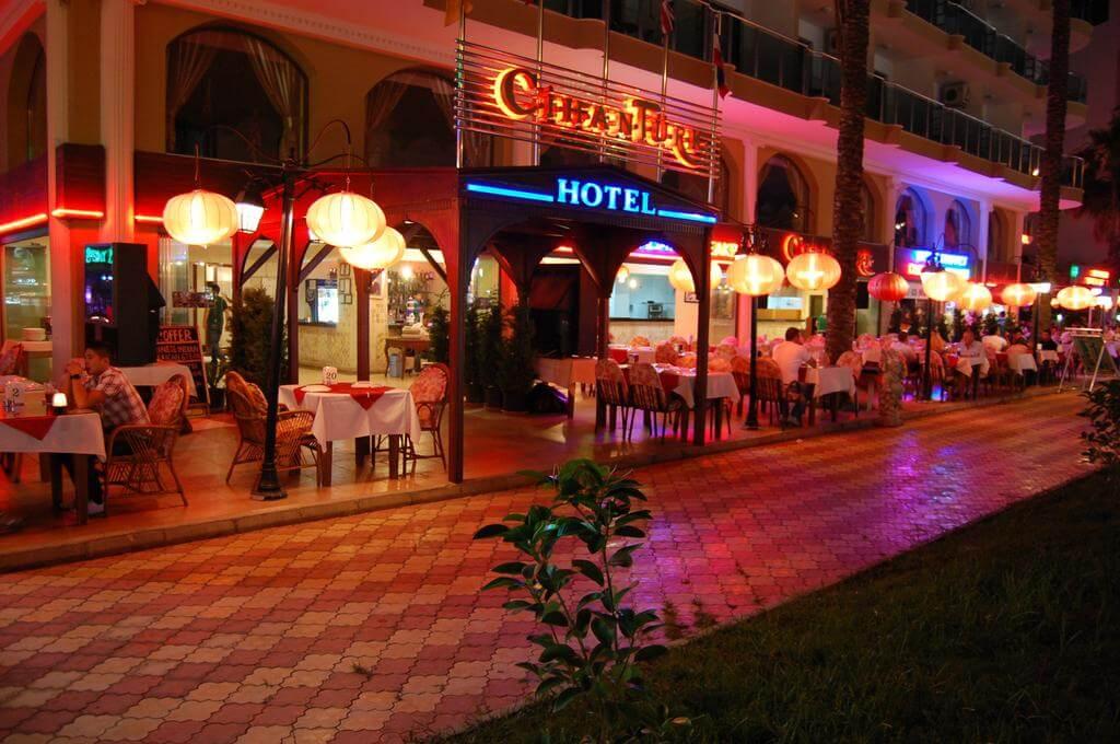 Cihanturk Hotel 4*