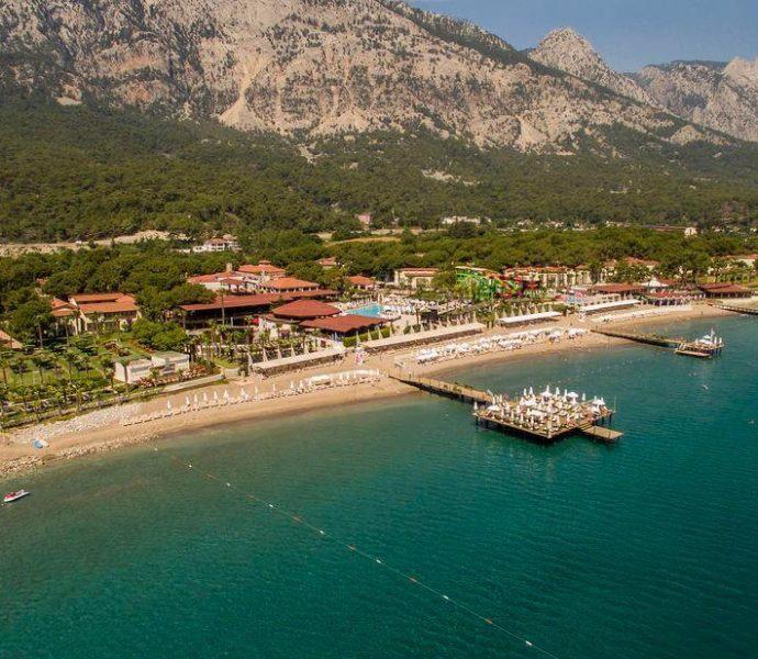 Crystal Flora Beach Resort 5*