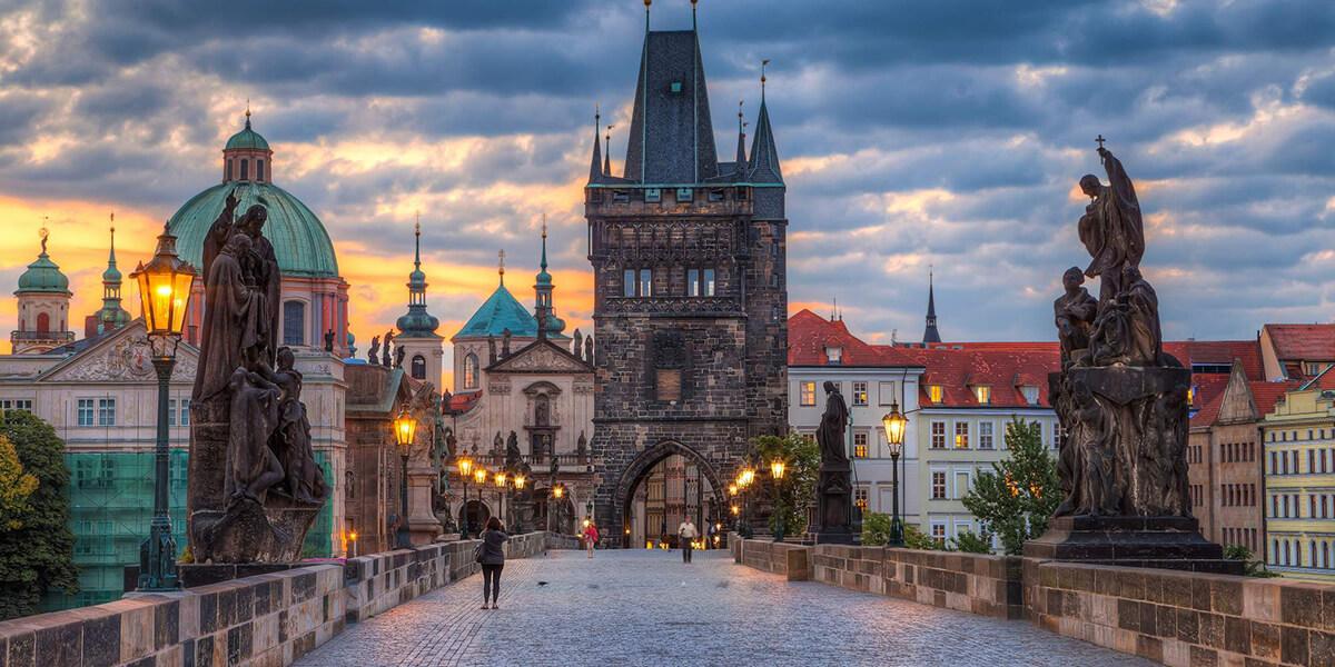 Відень та Прага – Імперії королів!