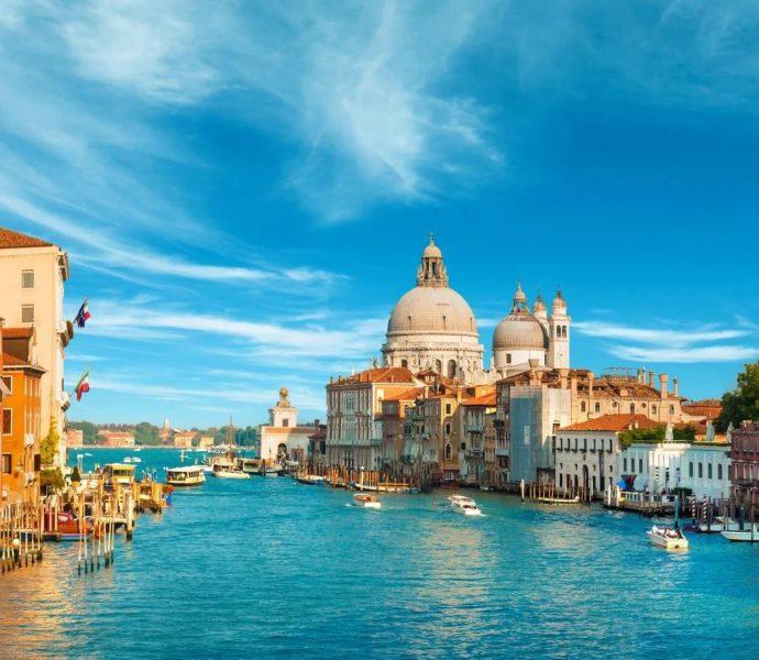 Влюбленные в Италию!