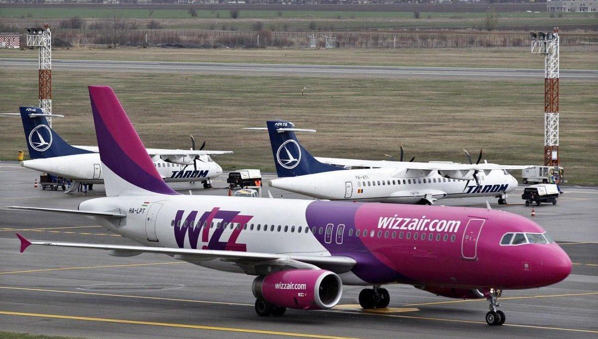 Wizz Air открыл 6 новых направлений из Одессы