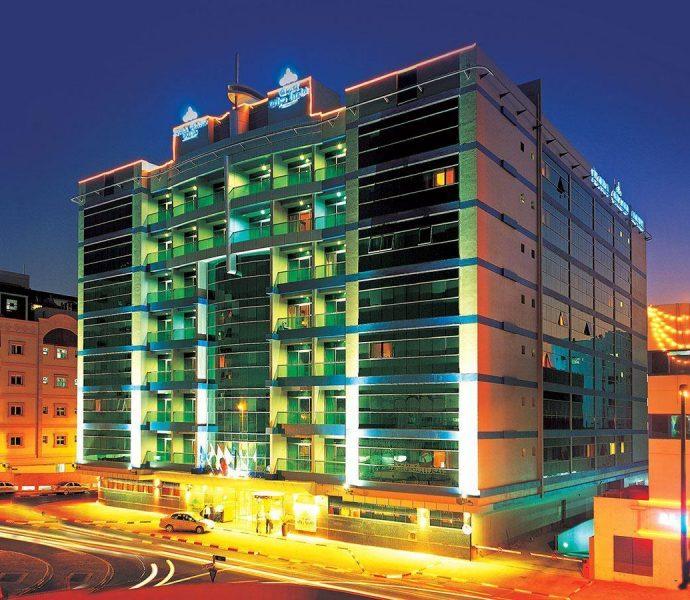 Flora Grand Hotel Dubai 4*