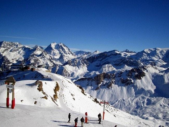 Зимний уикенд, горнолыжный курорт