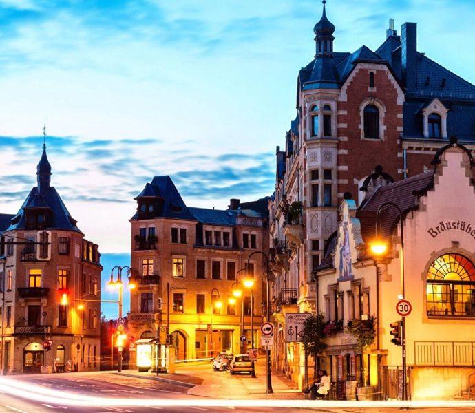 Однажды в Германии: Берлин, Дрезден, Мюнхен