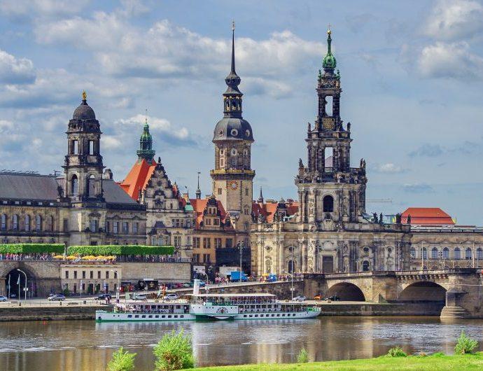 Прикольными городами: Дрезден + Прага + Брно + Краков!