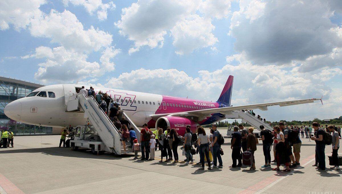 Wizz Air запускает услугу автоматической регистрации на рейс