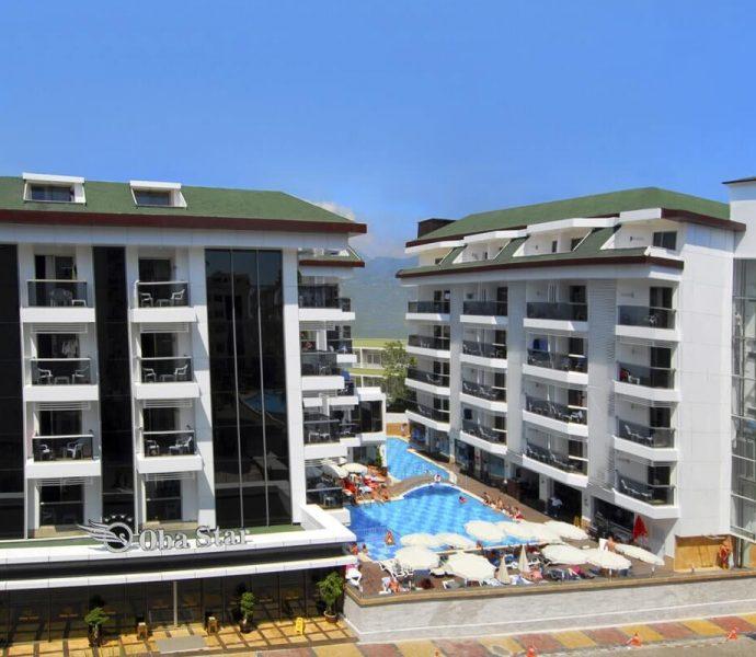 Oba Star Hotel & SPA 4*